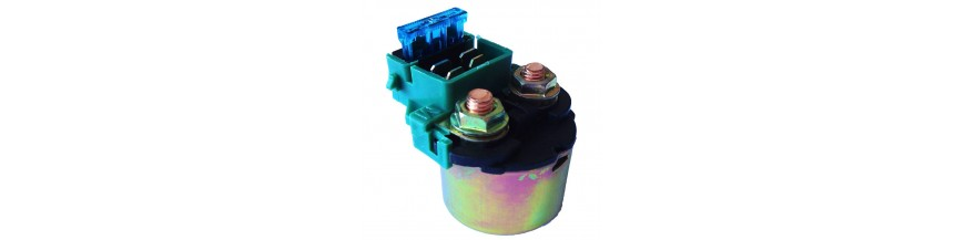 Starter Relay , Solenoid Switch